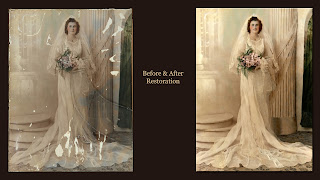 Old Photo Copy and Restoration Columbus Wisconsin