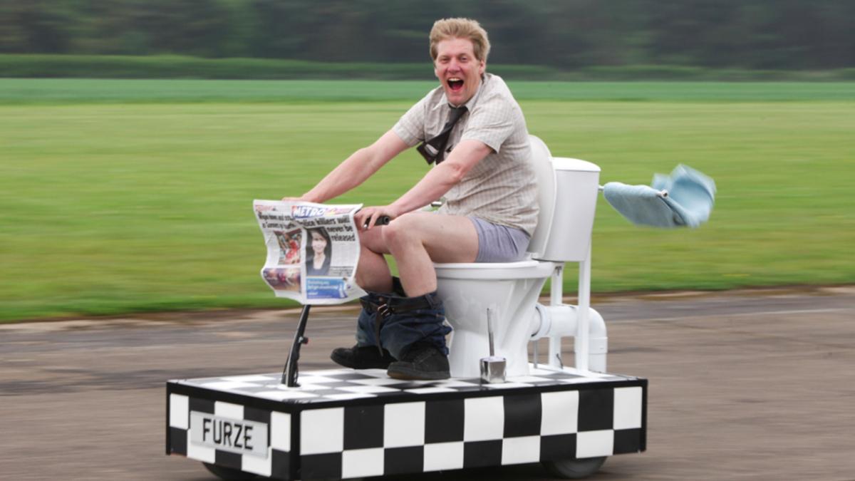 "Colin Furze Youtuber sekaligus Ilmuwan ""Gila"""