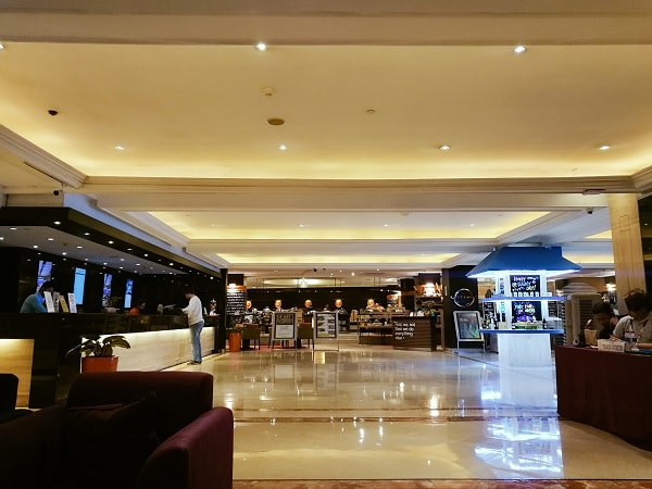 Staycation at Hotel Jen Manila