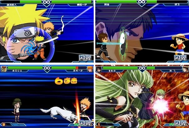 Anime Fighting Games Unblocked At School Games World
