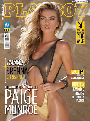 El mes pasado en Playboy Venezuela: