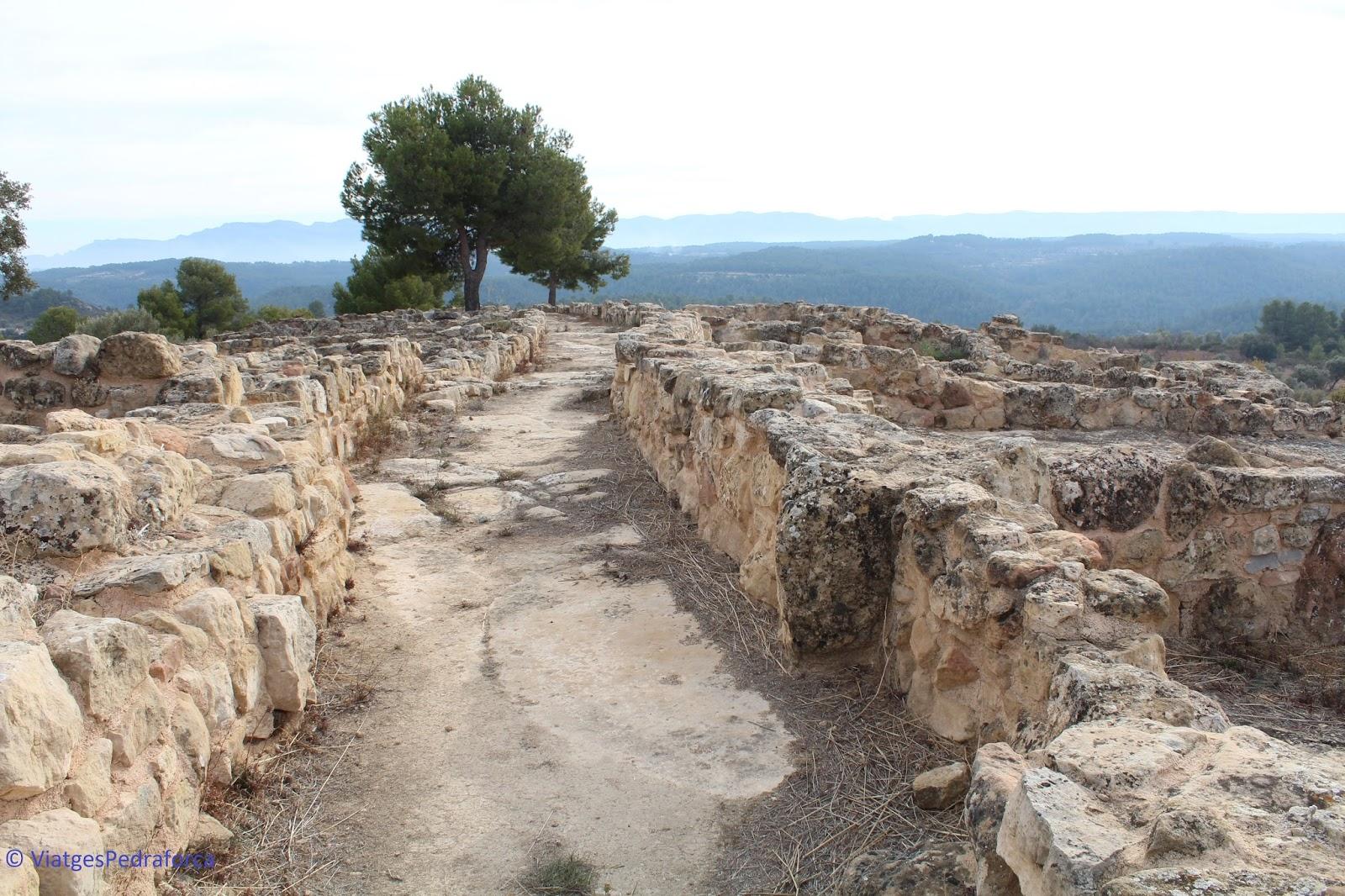 Matarranya, arqueologia, ruta dels ibers, Terol, Aragó, Patrimoni cultural