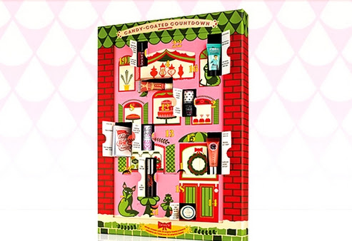 "[CONCOURS EXCLU] - Benefit Calendrier de l'Avent 2014""Candy-Coated Countdown"" à gagner"