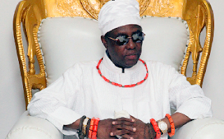 Oba of Benin Warns Nigerian Youths to Shun money rituals