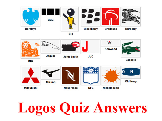Logo Quiz   Logo...N Company Logos