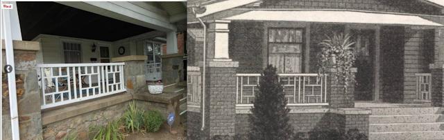 sears walton porch railings 1922 catalog