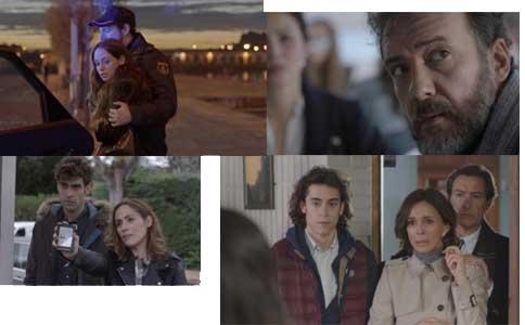 escenas de la serie La verdad de Telecinco
