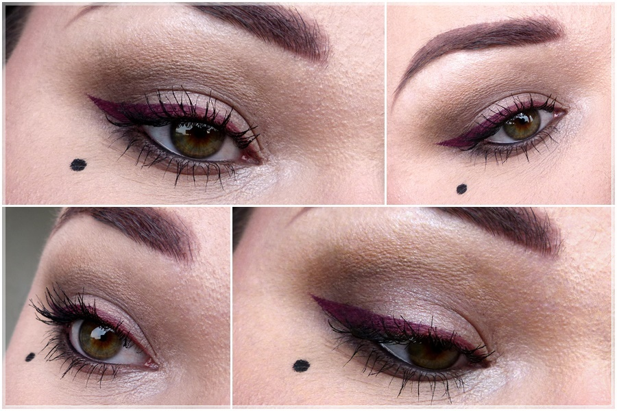 Liquid Lipstick als Eyeliner