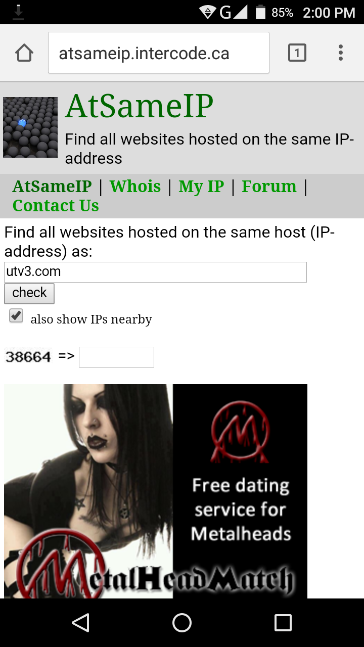 Dating site free browsing tricks