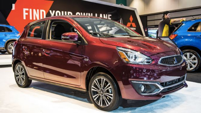 2018 Mitsubishi Mirage Specs, Priview, Performance, Spy