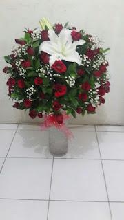 Alamat Toko Bunga Kayu Putih