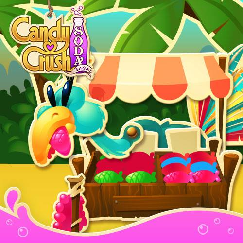 Candy Crush Soda Saga 706-725