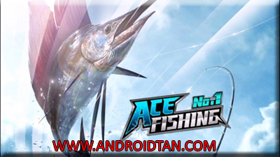 Download Ace Fishing: Wild Catch Mod Apk v2.3.7 (Unlimited Money) Terbaru 2017
