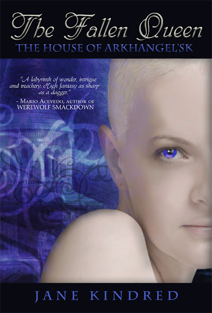Interview with Jane Kindred and Giveaway - December 14, 2011