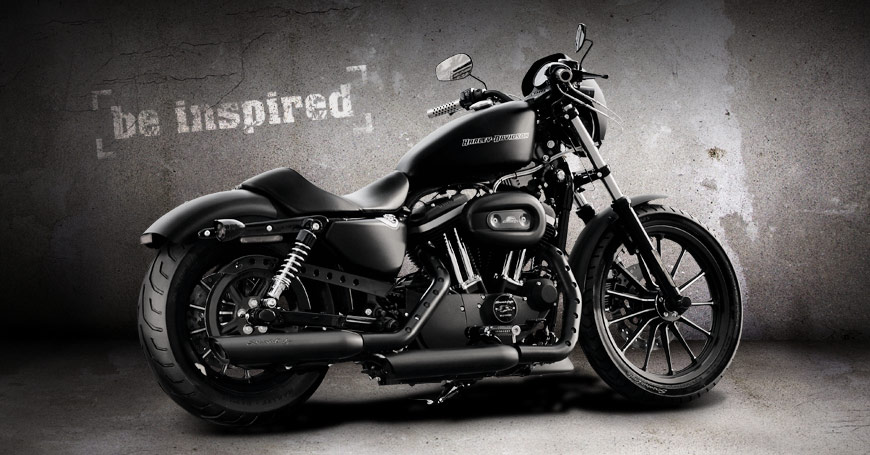 Harley Davidson New Orleans >> full picture: Harley Davidson Iron 883