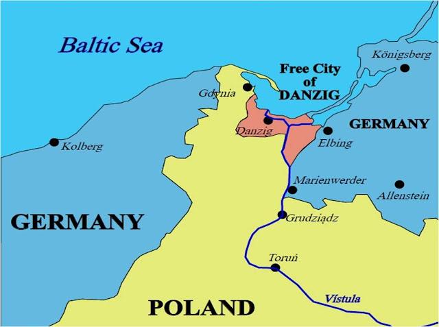 Ο «Πολωνικός Διάδρομος»