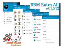 BBM Mod V3.1.0.13 The Begal Multi Extra All 3 in 1