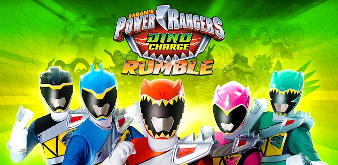 Power Rangers Games Online