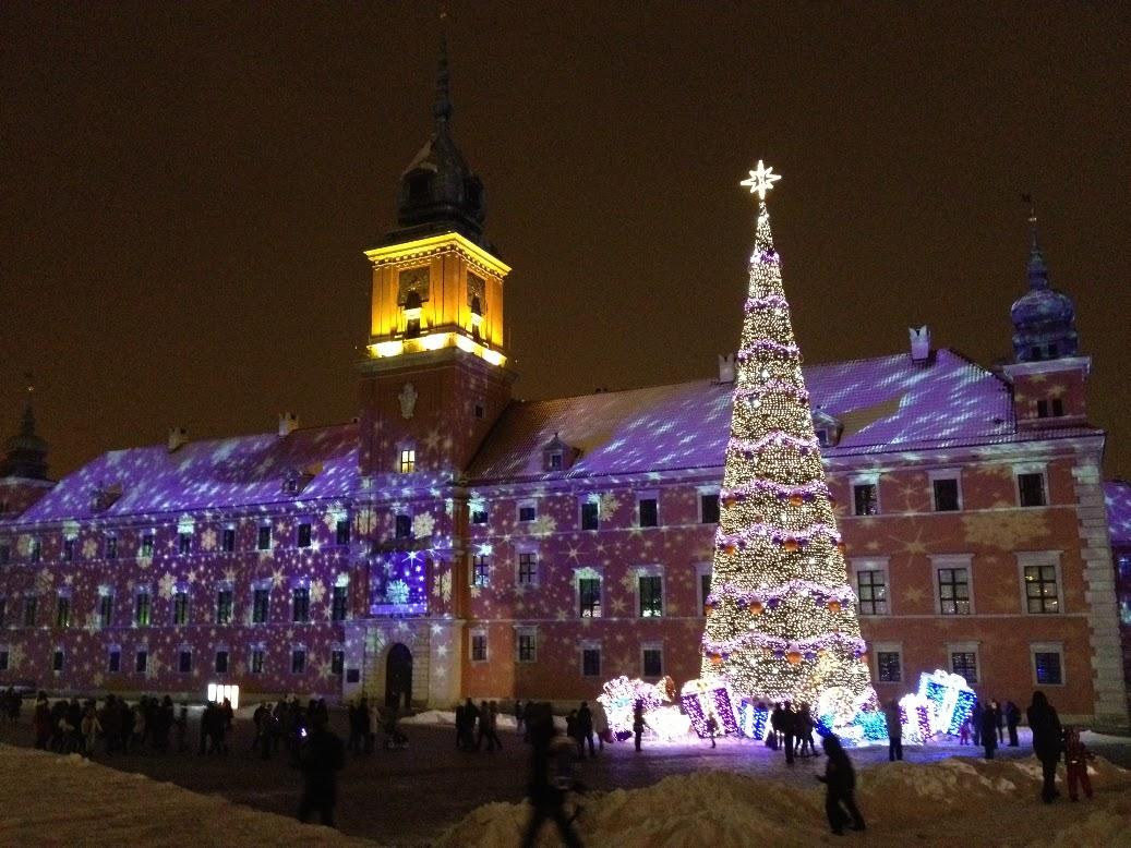 Nielson Poland Warsaw Mission Blog Christmas Warsaw 2012
