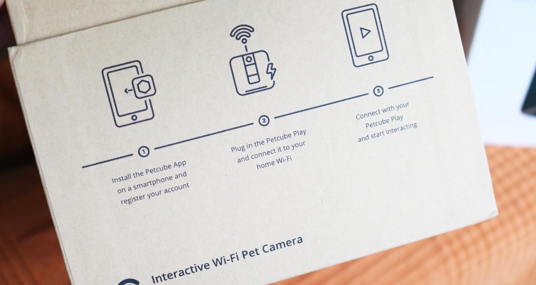 Petcube Play Wireless Pet Camera review