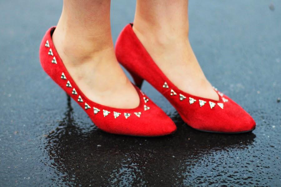 vintage shoes heels detail accessoire berlin fashion week