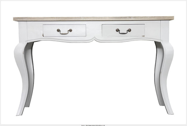 Must see Shabby Chic Console Table