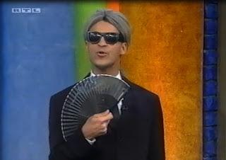 Michael Dierks, Karl Lagerfeld Parodie bei TV.Kaiser