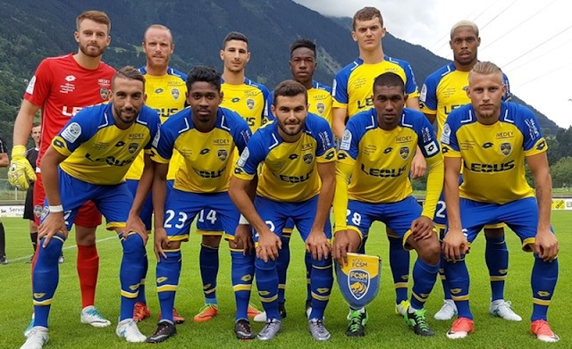 Fransa 1. ligi şampiyonları FC Sochaux-Montbeliard - Kurgu Gücü