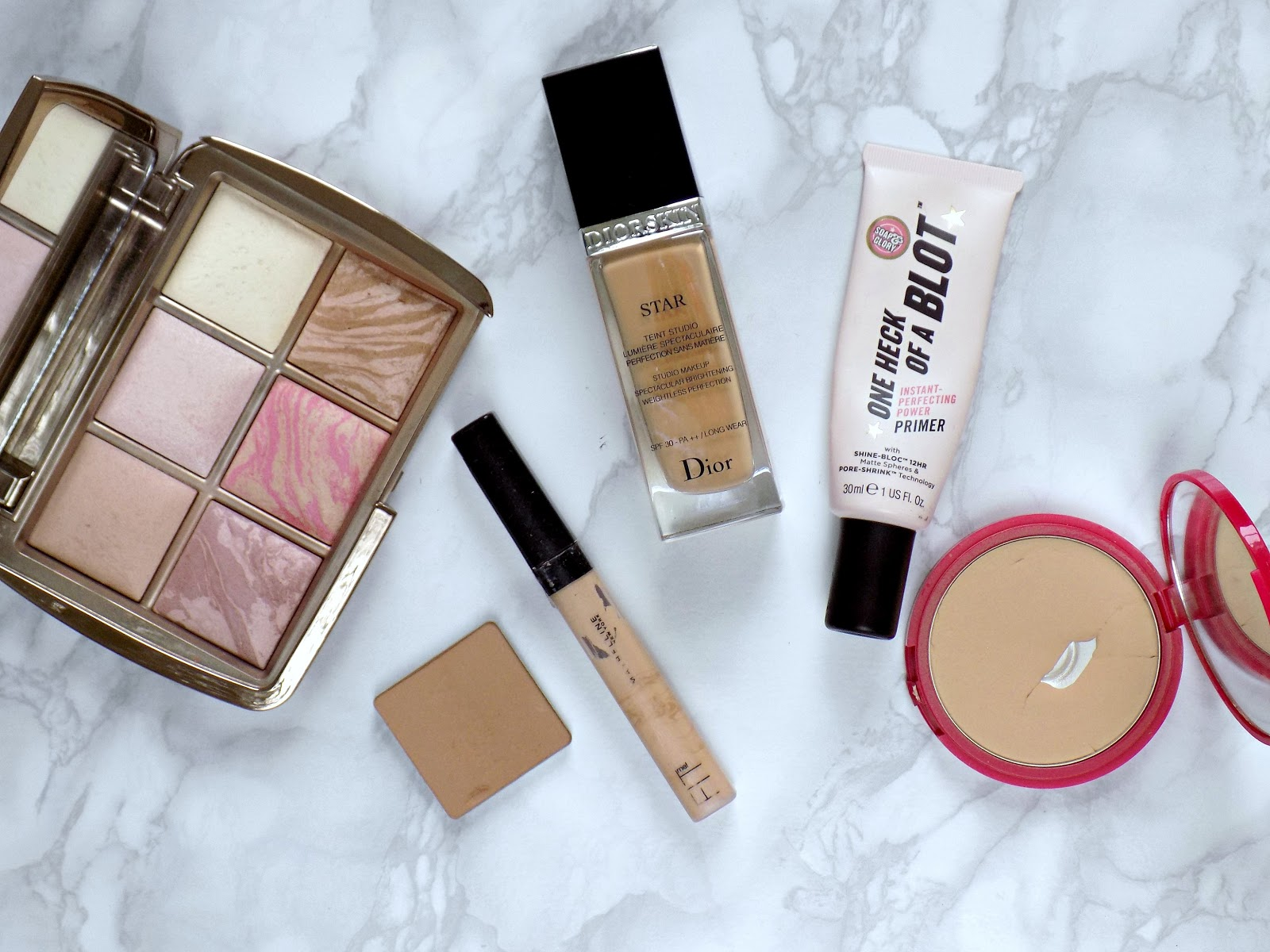 All time favourite makeup products