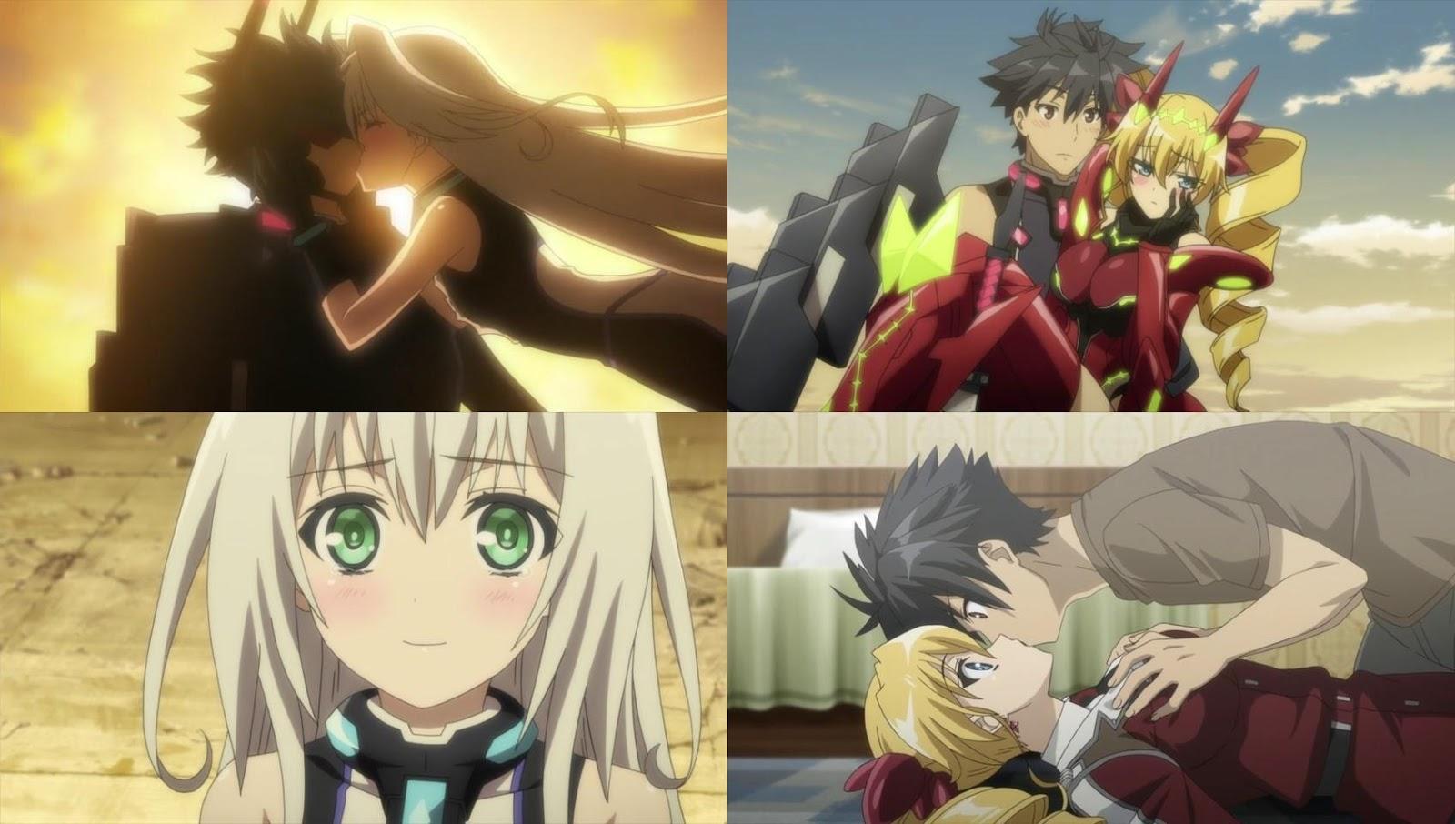 O Anime Ação/harém/romance