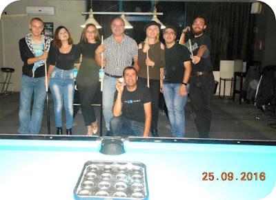 poza de grup la Craiova Blog Meet