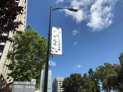 WWDC2 Apple Starts Adorning the McEnery Conference Middle for WWDC 2017 [Photos] Jailbreak