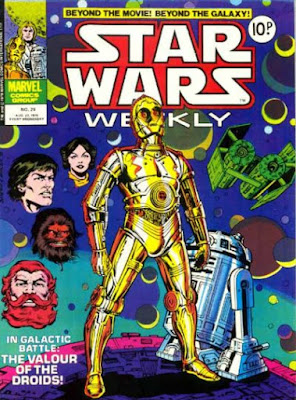 Star Wars Weekly #29