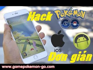 Hack ấp trứng pokemon go không cần di chuyển