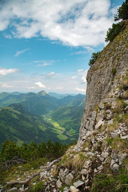 Von Hintersee aufs Gennerhorn  Wandern Fuschlseeregion  Osterhorngruppe 12