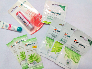 How I received Free Samples from HIMALAYA HERBALS!!!