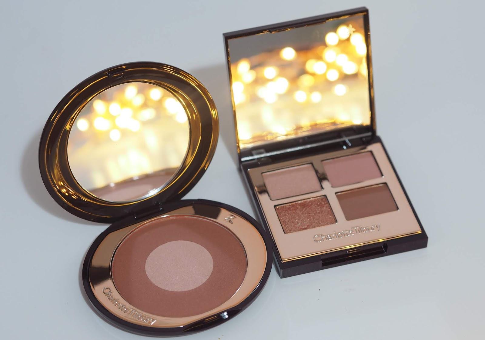 6d2bfc38f7cf Charlotte Tilbury Pillow Talk Eyeshadow palette & blush review, photos,  swatches | Lovely Girlie Bits | Bloglovin'