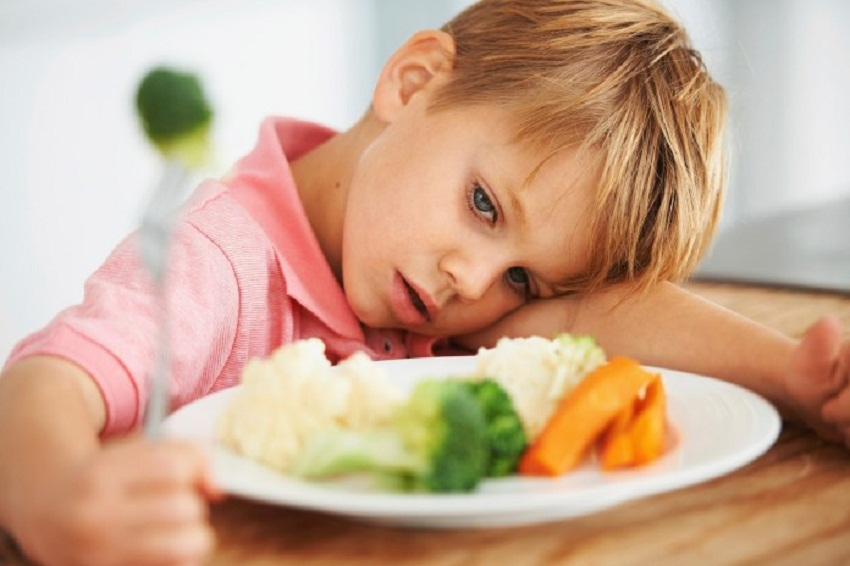 herbal alami tingkatkan nafsu makan anak