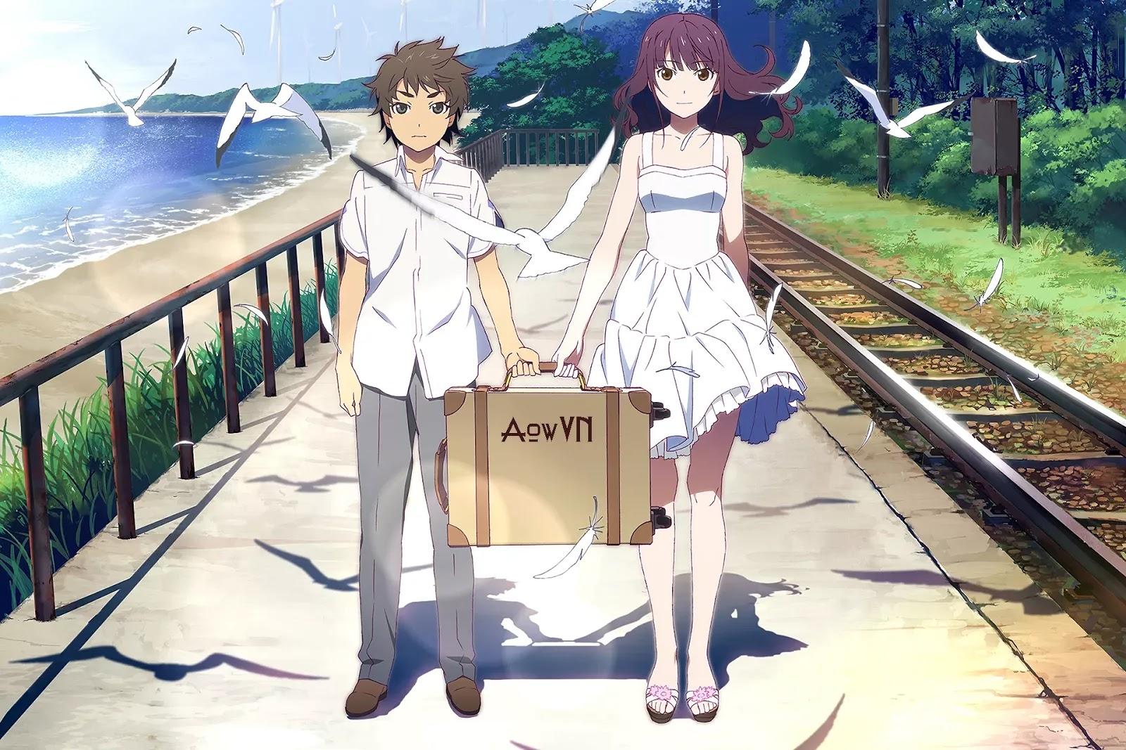 AowVN.org miz%2B%25281%2529 - [ Anime 3gp Mp4 ] Uchiage Hanabi Shita Kara Miru ka? Yoko Kara Miru ka? HD | Vietsub