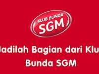 Cara mendapatkan Pulsa secara gratis dari Klub Bunda SGM