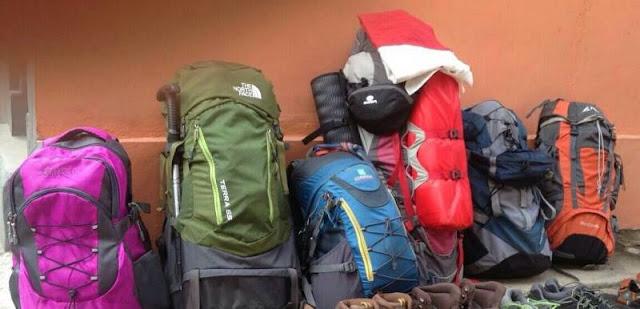 Inilah 3 Rekomendasi Tas Gunung untuk Pergi Mudik