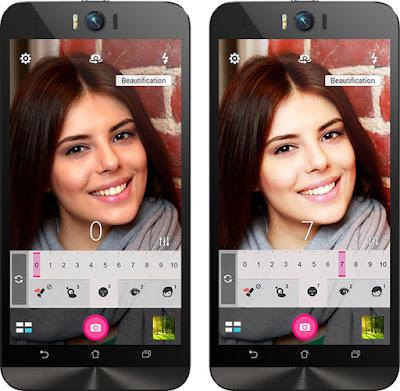 Chup anh cuc net voi Camera Zenfone Selfie