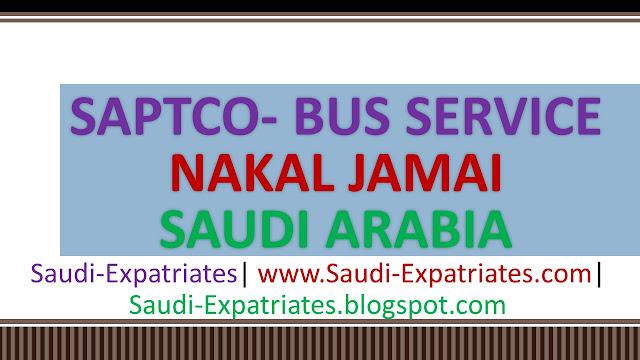 SAPTCO NAKAL JAMAI SAUDI ARABIA