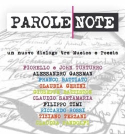 Parole Note testi video