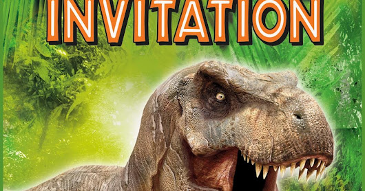 Jurassic World Kids Birthday Party Theme Ideas