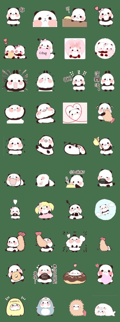 Everyday of Yururin Panda(tw)