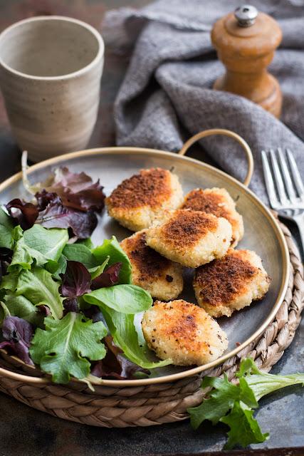 Nuggets de poulet moelleux