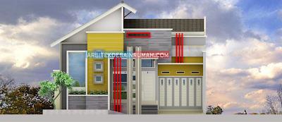 Arsitek Desain Rumah Type 110