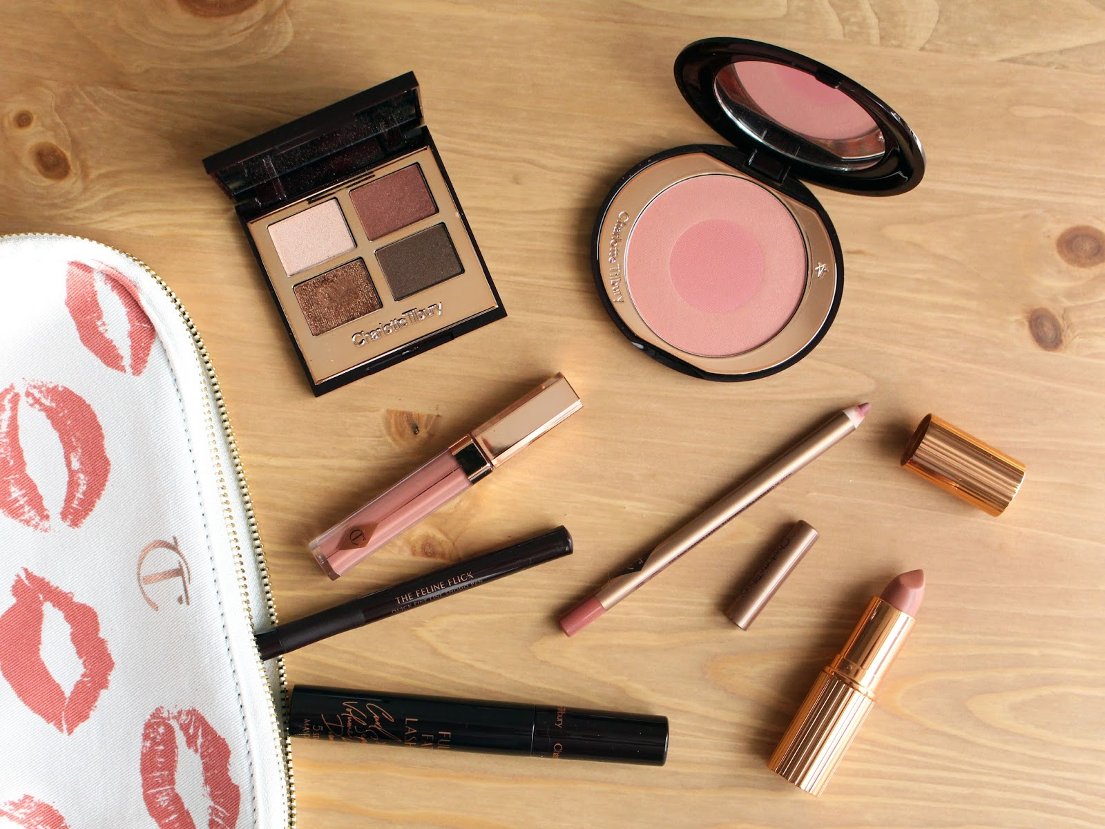 The Dolce Vita // Charlotte Tilbury First Impressions