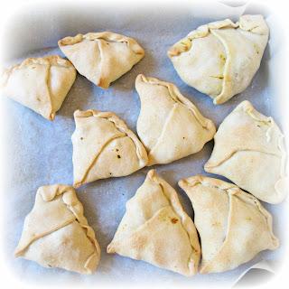 baked samosas vegetarian